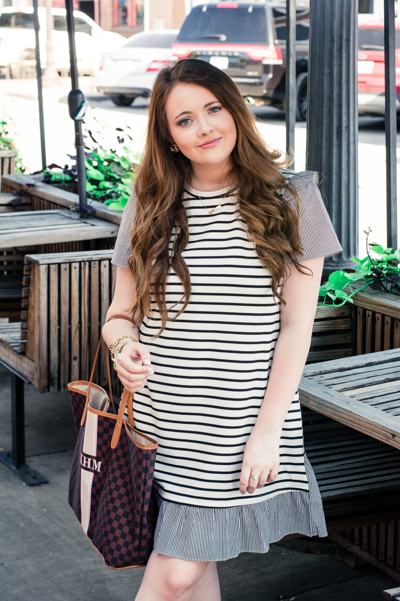 My Love For T-Shirt Dresses & How To Transition Them For Fall! (TONS On Labor Day Sale!!)