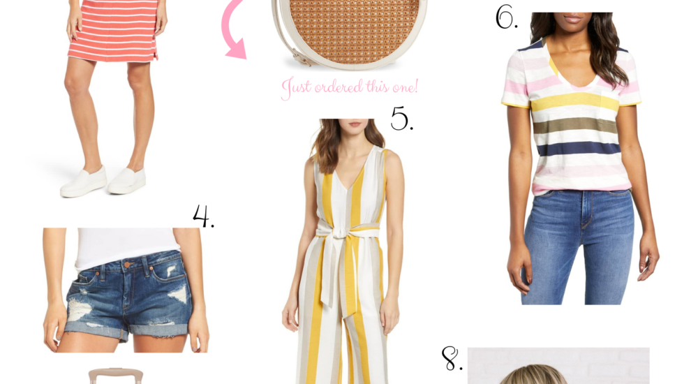 9 Closet Essentials You Might Be Missing For Spring/Summer 2019!